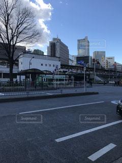 街の通りの写真・画像素材[1129550]
