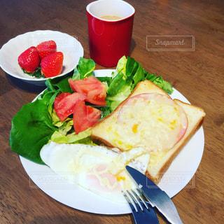 健康的な朝食の写真・画像素材[1129600]