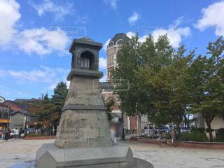 メルヘン交差点 北海道小樽市の写真・画像素材[1129693]