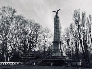 戦没者慰霊の顕誠塔の写真・画像素材[1152533]