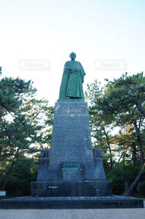 坂本龍馬像の写真・画像素材[1134904]