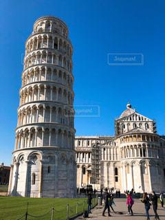 ピサの斜塔の写真の写真・画像素材[1131982]