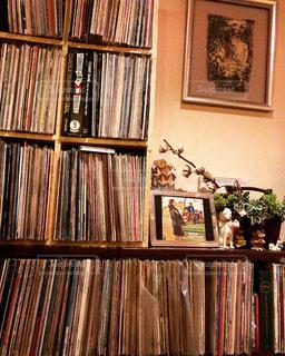 レコードの写真・画像素材[1248561]