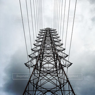 鉄塔の写真・画像素材[1131503]