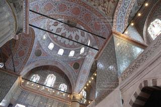 神秘的なモスクの写真・画像素材[2826718]