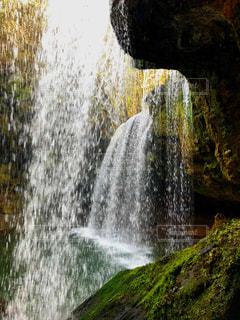 鍋ヶ滝の写真・画像素材[1134278]