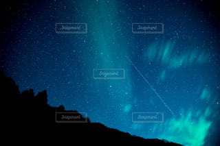 空の星の写真・画像素材[1133749]
