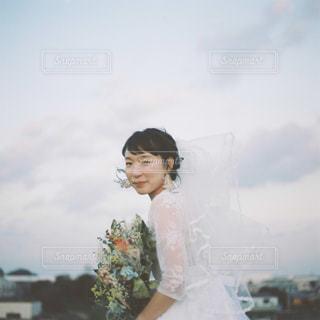 花嫁の写真・画像素材[1713153]
