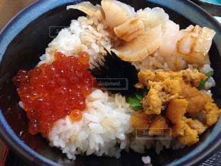 海鮮丼の写真・画像素材[1134688]
