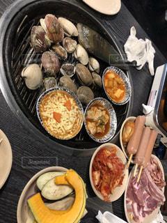 海鮮食べ放題のお店の写真・画像素材[1134789]