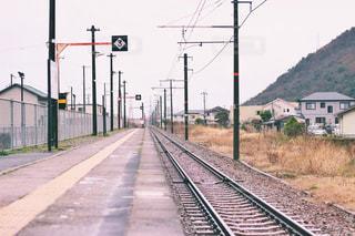 線路の写真・画像素材[1151052]