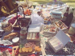 ピクニック*の写真・画像素材[1156017]