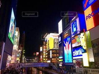 大阪道頓堀の写真・画像素材[1135710]