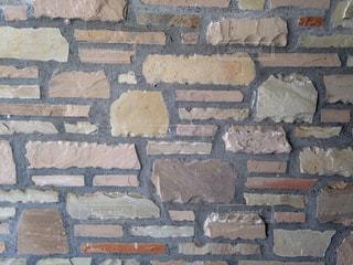 レンガの壁の写真・画像素材[1140818]