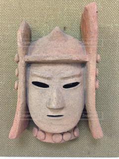 埴輪の写真・画像素材[1154368]