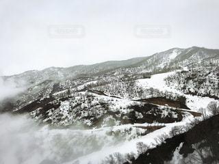 雪山の写真・画像素材[1136203]