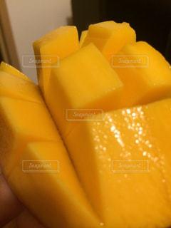 黄色の果物の写真・画像素材[1136455]