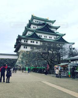 名古屋城の写真・画像素材[1137554]