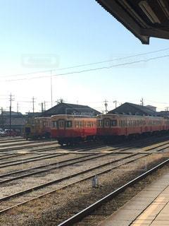 いすみ鉄道♪の写真・画像素材[1137674]