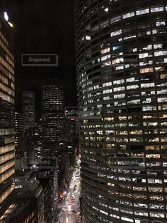 夜のシドニーの写真・画像素材[1138782]