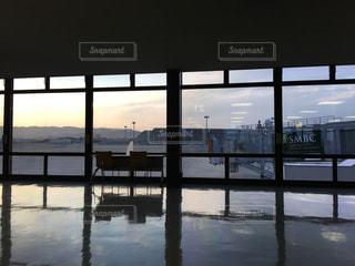 空港で…の写真・画像素材[1141164]