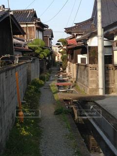 路地の写真・画像素材[1142244]