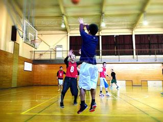 バスケットボール 試合 - No.1138383