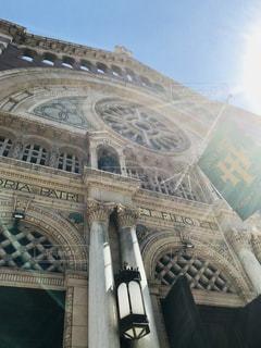 マンハッタンの教会の写真・画像素材[1149058]