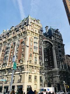 マンハッタンのアパートメントの写真・画像素材[1150620]