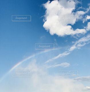 ナイアガラの虹の写真・画像素材[1153345]