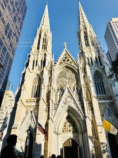 セント・パトリック大聖堂の写真・画像素材[1155958]