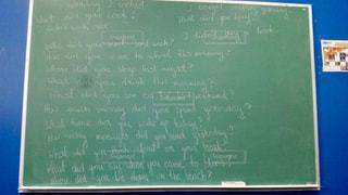 英語の授業の写真・画像素材[1187102]