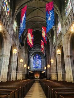 プリンストン大学の教会②の写真・画像素材[1206569]