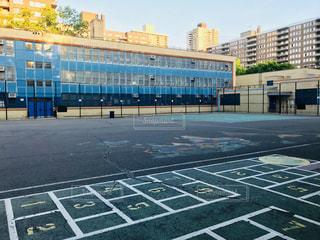 マンハッタンの小学校の写真・画像素材[1211249]