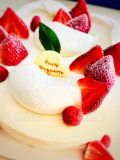 バースデーケーキの写真・画像素材[1397020]
