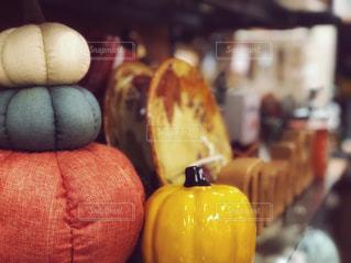 秋の小物の写真・画像素材[1421419]