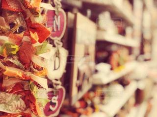 秋色のインテリアの写真・画像素材[1515441]