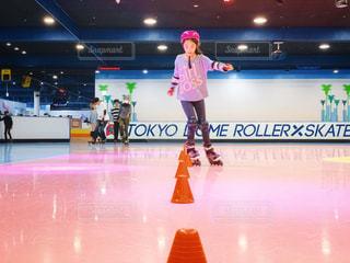 東京ドームローラースケートの写真・画像素材[1859730]
