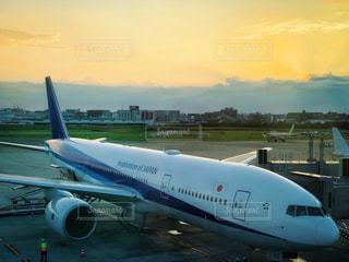 大型旅客機の写真・画像素材[2356440]