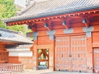 赤門の写真・画像素材[2715921]