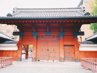 赤門正面の写真・画像素材[2715979]