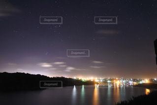 綺麗な夜景の写真・画像素材[1145469]