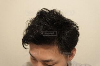 メンズヘアの写真・画像素材[4107295]
