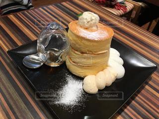 限定パンケーキの写真・画像素材[1139080]