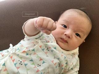 赤ちゃんの手の写真・画像素材[1139953]