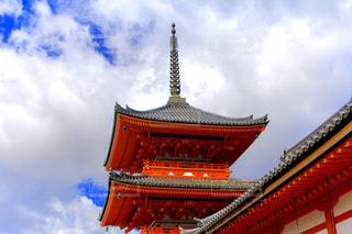 京都清水寺の写真・画像素材[1139954]