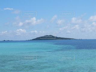 宮古島より大神島の写真・画像素材[1568347]