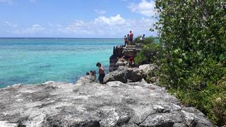 グアムの海の写真・画像素材[1140321]