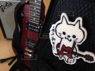 ギターの写真・画像素材[1140902]