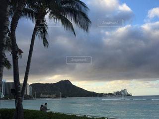 ハワイダイアモンドヘッドの写真・画像素材[1140919]